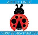 "14""LADYBUG MINI SHAPE MUST FILL WITH AIR"
