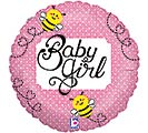 """18""""PKG BBY GIRL BEE"""
