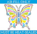 "14""BUTTERFLY MINI MUST FILL WITH AIR"