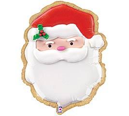 "24"" CHRISTMAS SANTA COOKIE"