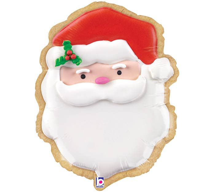 "24"" CHRISTMAS SANTA COOKIE"