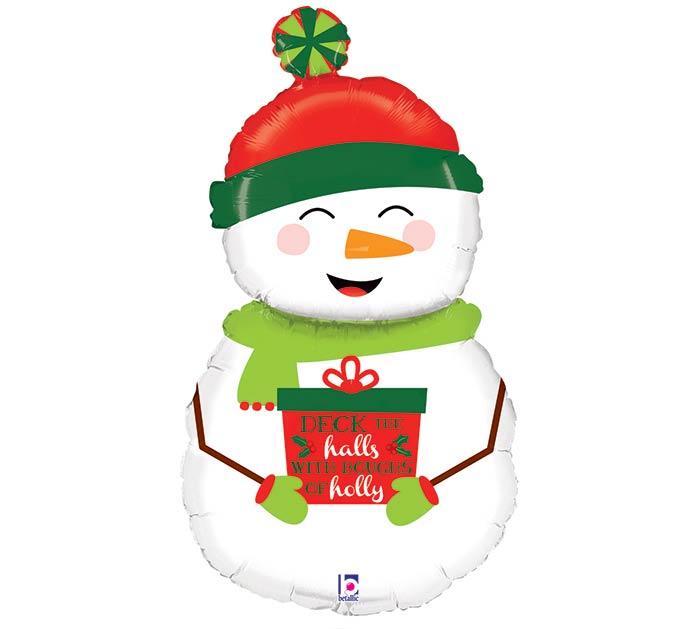 "40"" CHRISTMAS SNOWMAN"