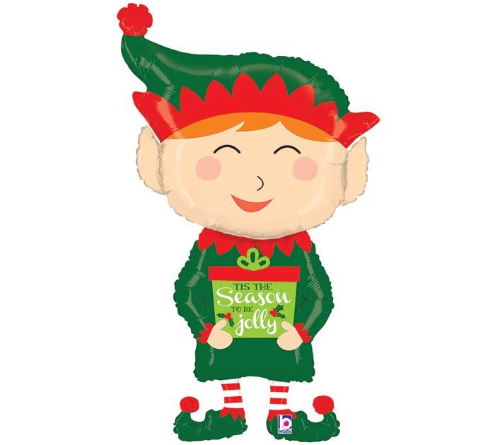 """43"""" CHRISTMAS HOLIDAY ELF"""