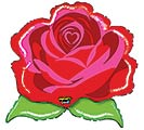 "29"" PKG MIGHTY BRIGHT MIGHTY ROSE SHAPE"