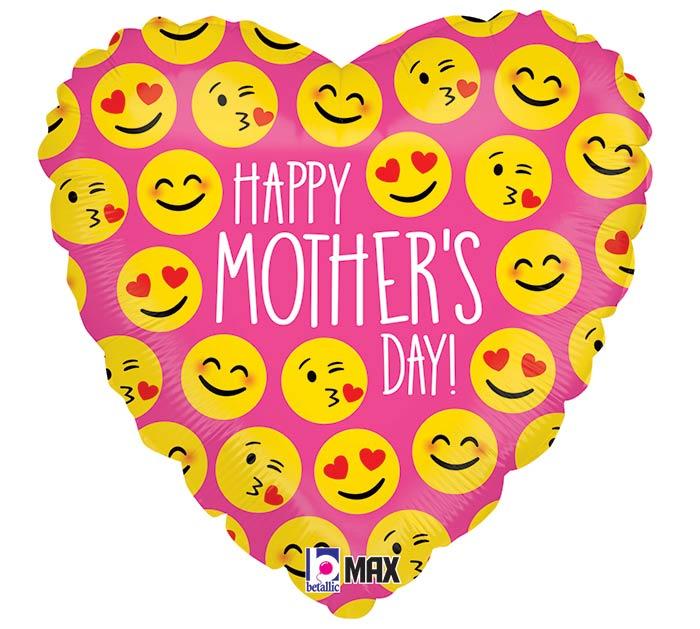 "18""HMD EMOJI MOTHER'S DAY"