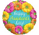 "18""SEC BRIGHT BLOOMS ASSISTANT'S DAY"
