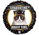 "18""GRA GRUMPY CAT GRADUATION"