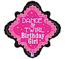 "18""PKG HBD DANCE BIRTHDAY"