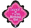 "18""PKG HBD DANCE BIRTHDAY"