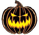 "28""HAL MIGHTY SCARY PUMPKIN"