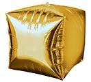 "15""SOL GOLD CUBEZ"