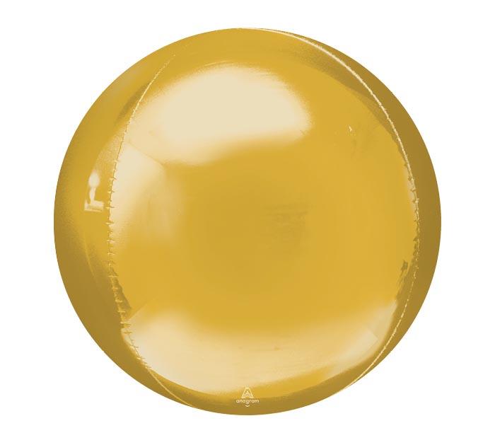 """16""""SOL GOLD ORBZ"""