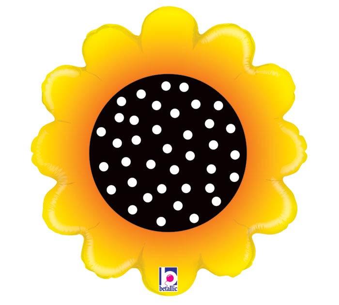 "18""GEN SUNNY SUNFLOWER"