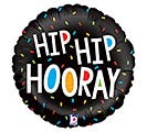 "18""CON HIP HIP HOORAY"
