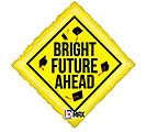 "18""GRA BRIGHT FUTURE AHEAD"