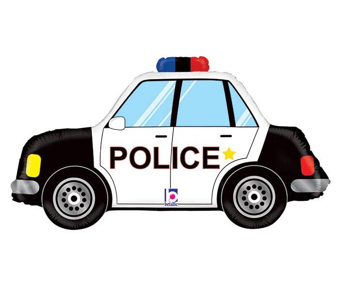 """34""""PKG POLICE CAR"""