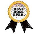 "34"" BEST BOSS RIBBON"