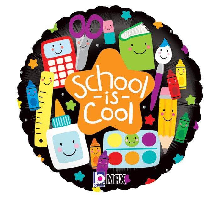 "18"" SCHOOL IS COOL"