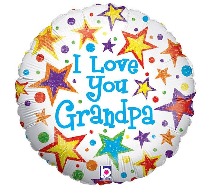 "18""GPA LOVE GRANDPA"