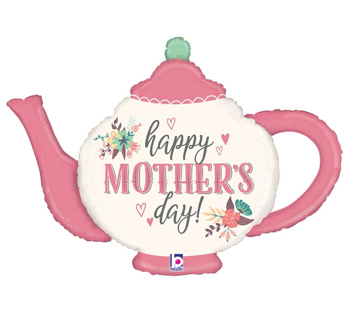 """35"""" MOTHER'S DAY VINTAGE TEAPOT"""