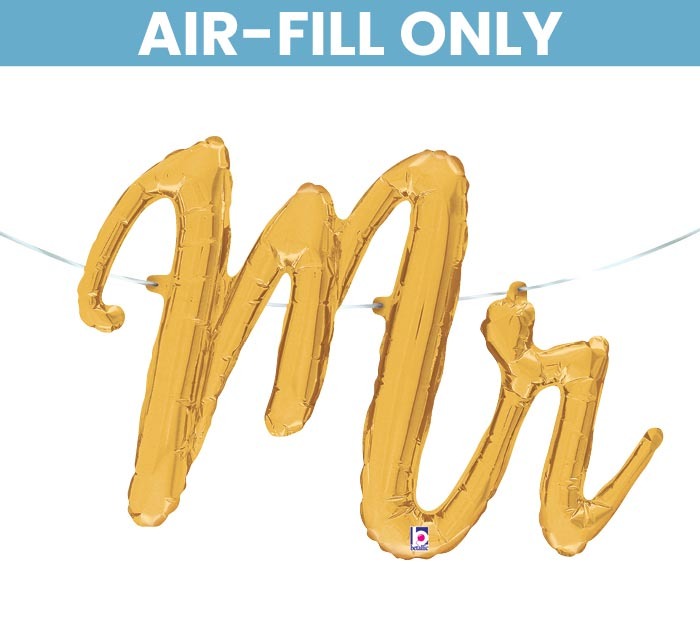"39""PKG MR SCRIPT GOLD"