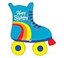 """39""""PKG ROLLER SKATE BIRTHDAY"""