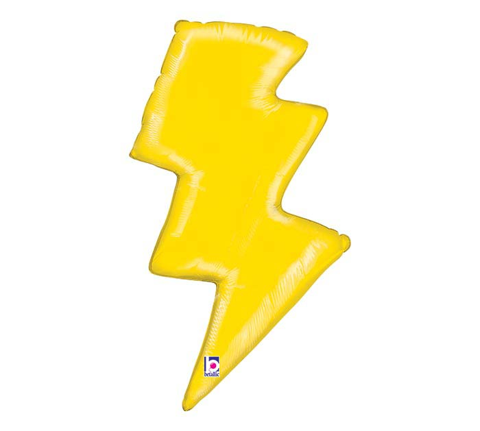 "36""PKG LIGHTNING BOLT SHAPE"
