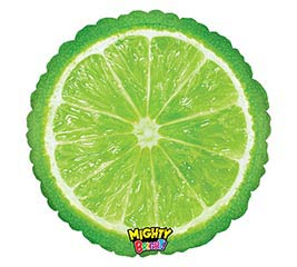 """21""""PKG MIGHTY LIME"""