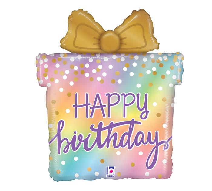 "27""PKG OPAL BIRTHDAY PRESENT"