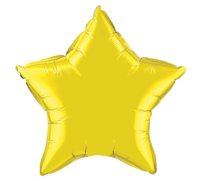 """4"""" INFLATED STAR"""