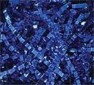 5LB PUREMETALLIC SHRED ROYAL BLUE CRINKL