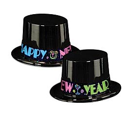 HNY NEON HIGH HAT