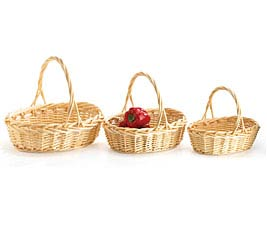 CASE WILLOW BASKETS