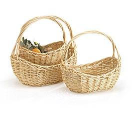 CASE-NESTED BASKETS