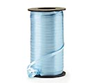 CRIMPED LIGHT BLUE CURLING RIBBON