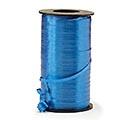 CRIMPED ROYAL BLUE CURLING RIBBON