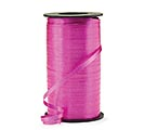 CRIMPED HOT PINK CURLING RIBBON
