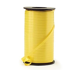CRIMPED DAFFODIL CURLING RIBBON