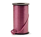 CRIMPED BURGANDY CURLING RIBBON