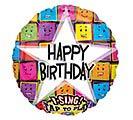 """28""""PKG BIRTHDAY"""