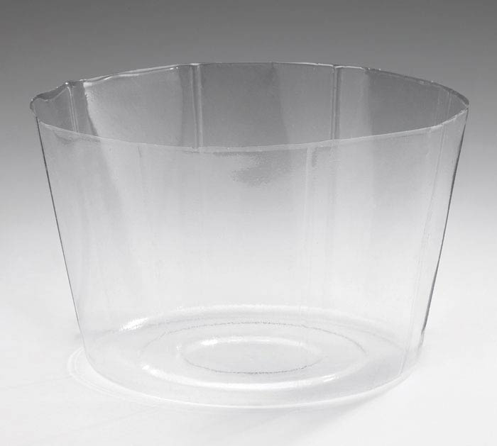 """10"""" CLEAR PVC LINER"""