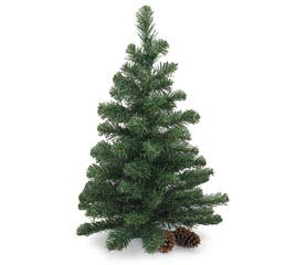 "24"" SHERWOOD SPRUCE CHRISTMAS TREE"