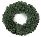 "24"" SHERWOOD SPRUCE DOUBLE WIRE WREATH"