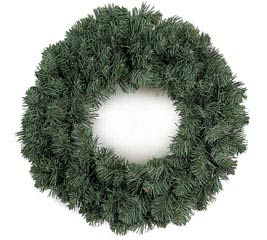 "20"" SHERWOOD SPRUCE DOUBLE WIRE WREATH"