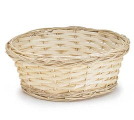 "CASE 9"" ROUND BASKET"