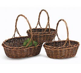 CASE BASKET RND NEST