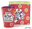 MOM SUPERPOWER CERAMIC MUG 2nd Alternate Image
