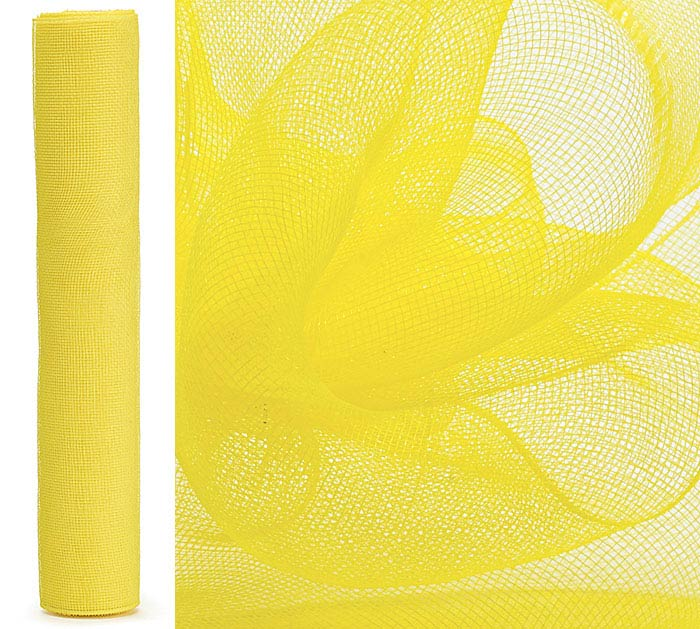 YELLOW MESH ROLL