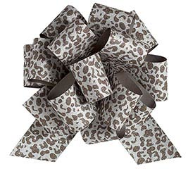 "PULL BOW 2"" LEOPARD"
