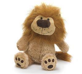 PLUSH LIL LION